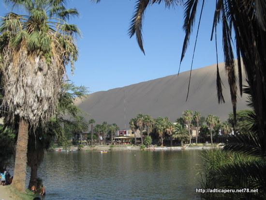 Oasis de Huacachina - Ica