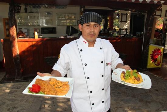 Gastronomía de Ica Perú